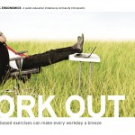 Workout postcard Cover